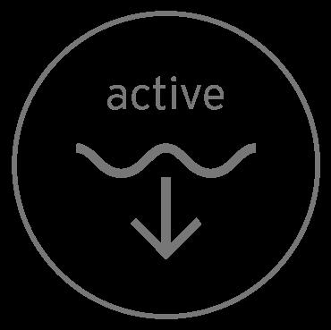 Realizzata con la formula Deep Activ Deaskin per massimizzare, insieme alla vibrazione, la veicolazione in profondità e l'effetto Anti-Age nelle zone più critiche come zampe di gallina, rughe glabellari, rughe nasolabiali ecc.