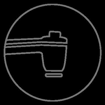 Applicazione con il dispositivo Deaskin pro