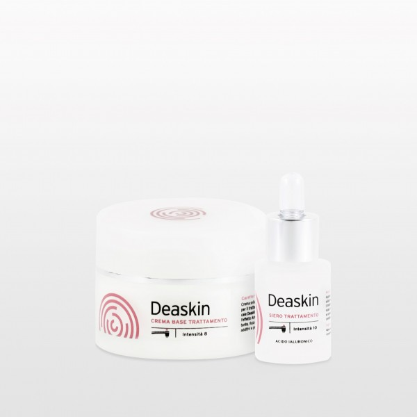 Set Crema Base 50ml + Siero trattamento 15 ml